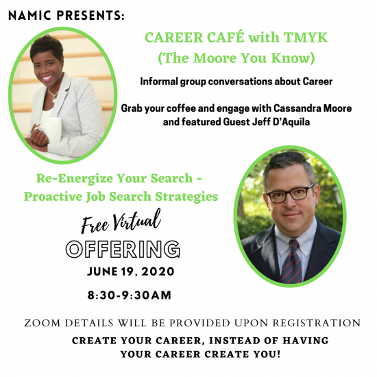 Career Cafe 6.19.20