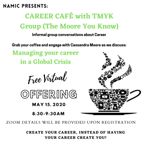 Career Cafe 5.15.20