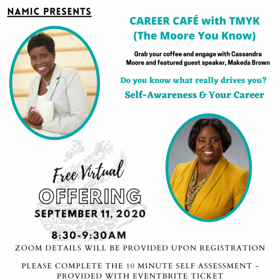 Career Cafe 9.11.20