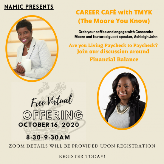 Career Cafe 10.16.20