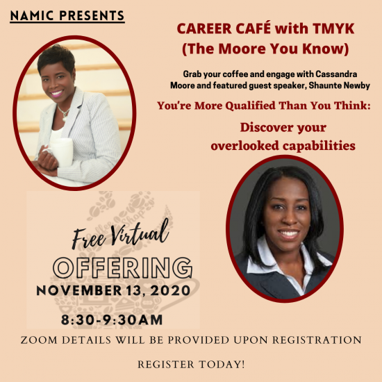 Career Cafe 11.13.20